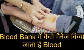 Blood Bank में कैसे मैनेज किया जाता है Blood || Tell Me Doctor