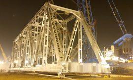 देखिए 4 घंटे में कैसे बनाया रेलवे ने स्टील का पुल || Asaoti Palwal Steel Girder Bridge DFC