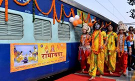 """IRCTC Launches a New Tourist Train """"SHRI RAMAYANA EXPRESS"""" from Delhi on 28th March, 2020"""