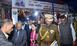 Products Worth Rs 22 Lakh Sold in State Level KVIC Exhibition Under P.M.E.G.P.