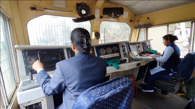 1,280 Women Candidates empanelled for Assistant Loco Pilot