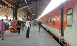 Steps taken by Konkan Railway to control spreading of Corona virus