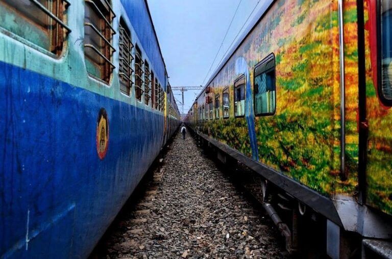 Running of Train No. 01003/01004 Dadar – Sawantwadi Road – Dadar Tutari Express Special