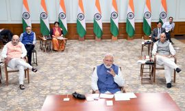 Telephone Conversation between PM Modi and the Federal Chancellor of Germany