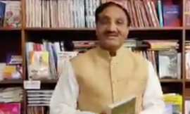 HRD Minister releases Alternative Academic Calendar for the upper primary in New Delhi