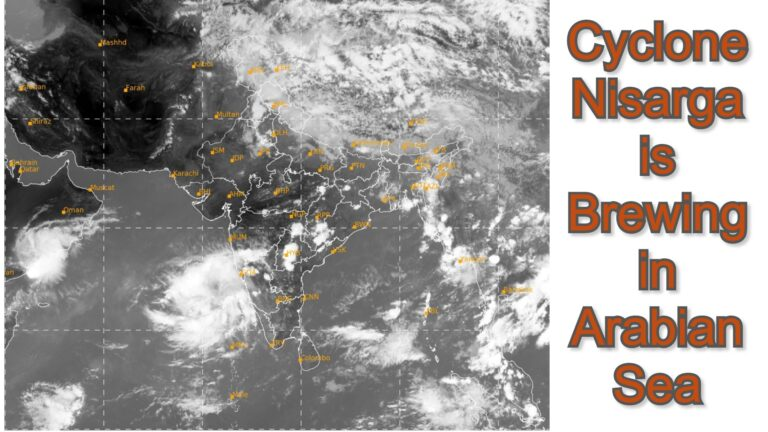 Pre-Cyclone Watch for south Gujarat-north Maharashtra coasts