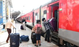 Ministry Of Railways increases advance reservation period (ARP) of all Specials notified from 30 days to 120 days