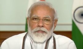 Telephone conversation between Prime Minister Modi and the President of Russian Federation