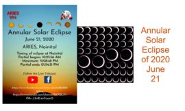ARIES to organize live telecast of upcoming solar eclipse on social media