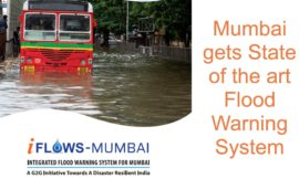 Mumbai gets State-of-the-art Flood Warning System