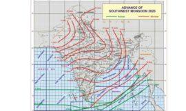 IMD declares Onset of Southwest Monsoon over Kerala