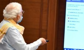 Prime Minister reviews India's fight against Covid-19