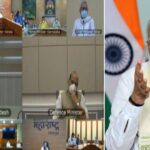 PM holds meeting with CMs of 6 States to review the flood situation