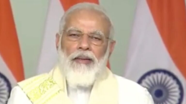Prime Minister Narendra Modi launches submarine cable connectivity to Andaman & Nicobar Islands (CANI)