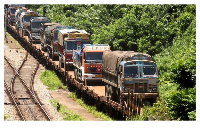 On mission mode, Railways pulls Freight traffic ahead of last year's level in spite of COVID 19 related challenges