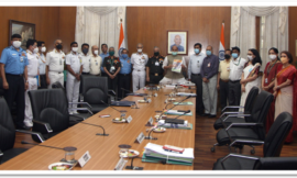 Raksha Mantri Rajnath Singh unveils Defence Acquisition Procedure 2020