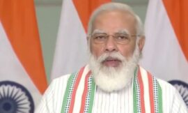 Humane side of police came to fore during COVID-19 pandemic : PM Modi