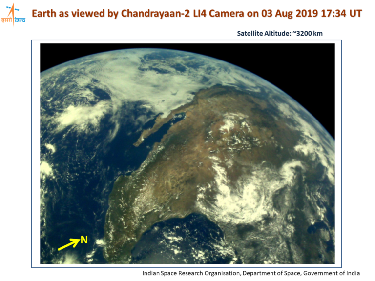 Chandrayaan-3 launch in early 2021, will include a Lander and Rover similar to that of Chandrayaan-2, but no orbiter