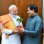 Cabinet condoles the sad demise of Suresh C. Angadi, Union Minister of State for Railways